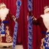 Веселые игры с Дедом Морозом и Снегурочкой